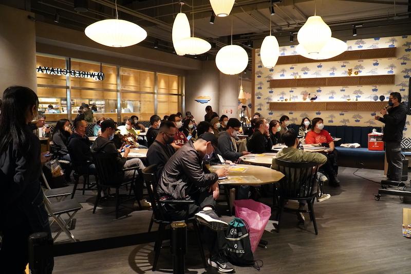 台湾蔦屋WIRED日本インバウンド観光セミナー